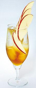 保命酒アップルソーダ